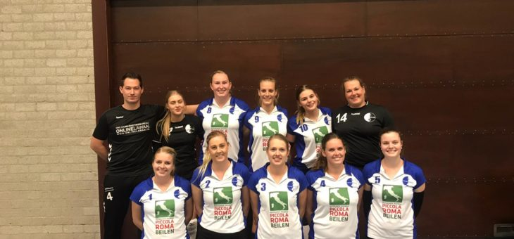 Smash wint volleybalderby van Westerbork