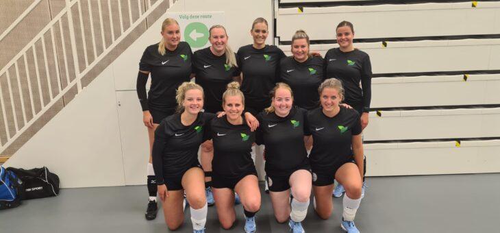 Smash Beilen dames 1 trapt nieuwe seizoen af met toernooi in Borne